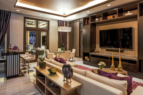Contrastes con personalidad revista hogar ecuador - Alta decoracion de interiores ...